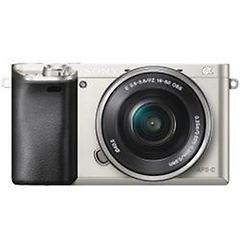 Sony Alpha 6000l Argento