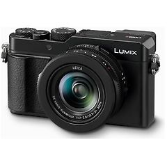 Lumix panasonic dc-lx100m2 monitor digital signage tv video fotografia