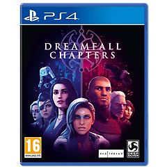 Ravenscourt koch deep silver dreamfall chapters, ps4 videogioco playstation 4 basic inglese, ita