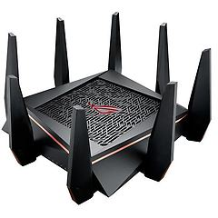 Asus router gaming rog rapture gt-ac5300 router wireless 802.11a/b/g/n/ac 90ig03s1-bm2g00