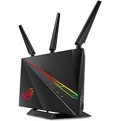 Asus router  rog rapture gt-ac2900 router wireless 802.11a/b/g/n/ac 90ig04z0-mm2000